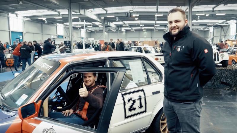 Messevideo für die Mototechnica Augsburg