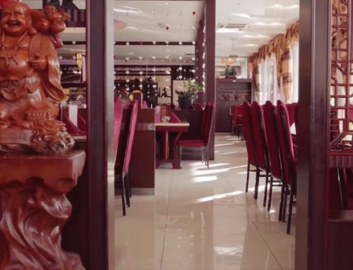 Werbevideo – Restaurant Asia Sunshine in Augsburg