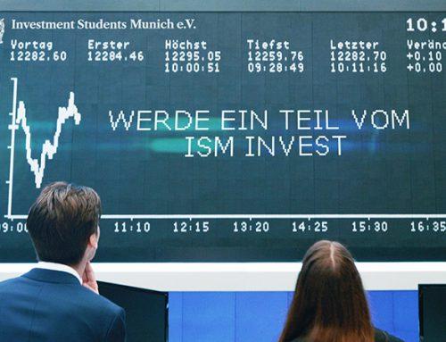 Imagefilm für den ISM Invest