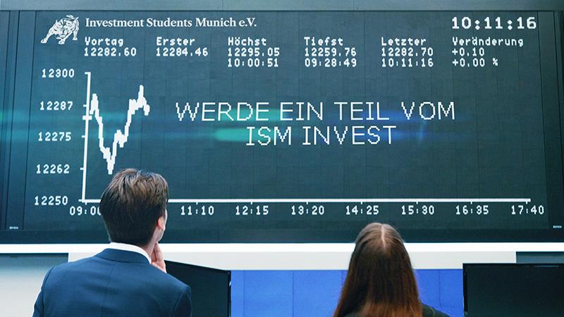 Imagefilm für den ISM-Invest München