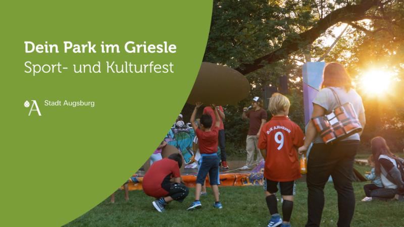 Dein Park im Riesle - Video für die Stadt Augsburg