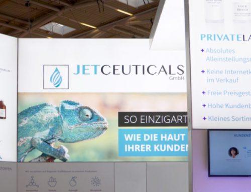 Messevideo für Jet Ceuticals GmbH