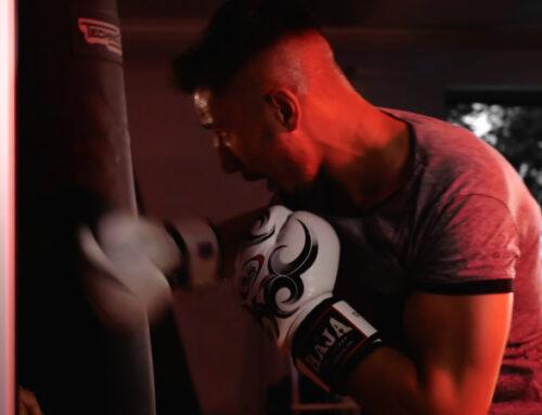Promotionvideo für Fitnesscoach